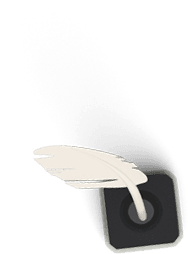 pluma erecta hambre